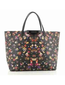 Givenchy Antigona Shopper Printed Coated Canvas Large by Givenchy