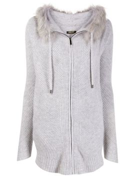 Felicie Hooded Cardigan by Max & Moi