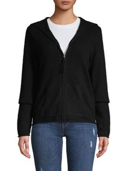 Cashmere Hoodie by Lord & Taylor
