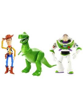 Disney Pixar Toy Story 7inch Talking Figure Assortment888/2952 by Argos