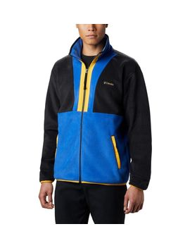Men's Back Bowl™ Full Zip Fleece Jacket by Columbia Sportswear