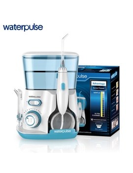Waterpulse V300 G Monddouche 5 Stks Tips Dental Water Flosser Water Floss 800 Ml Mondhygiëne Dental Flosser Water Flossen by Wish