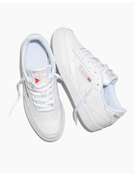 Reebok® Club C 85 Lace Up Sneakers by Madewell