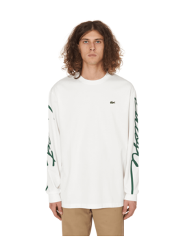 Long Sleeves T Shirt by Lacoste Live!