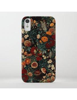 Exotic Garden   Night Xxi I Phone Case by Society6