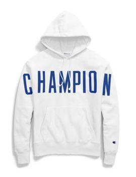 Champion Life® Men's Reverse Weave® Pullover Hoodie, Oversized Arch Logo by Champion