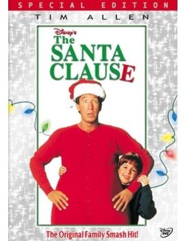 The Santa Clause (Dvd) by Buena Vista Home Entertainment