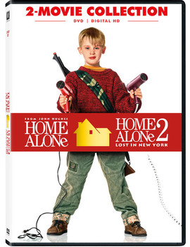 Home Alone 2 Movie Collection (Dvd) by John Hughes