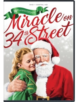 Miracle On 34th Street (Dvd) by 20th Century Fox Home Entertainment