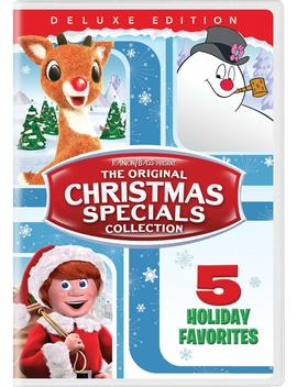 The Original Christmas Specials Collection: Deluxe Edition Dvd by Universal Studios