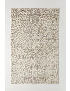 Hand Tufted Kendra Viscose Rug by Anthropologie
