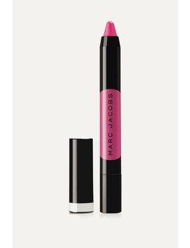 Le Marc Liquid Lip Crayon   Flaming Oh! 330 by Marc Jacobs Beauty