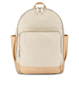 Backpack In Beige by Beis