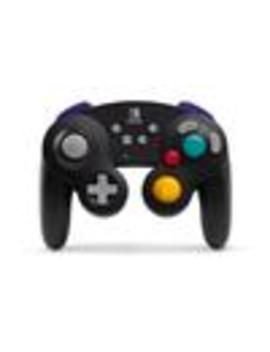 Game Cube Wireless Controller For Nintendo Switch (Black) by Power A