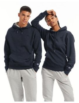 Champion Men's Powerblend® Fleece Pullover Hoodie by Champion