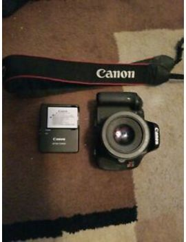 Canon T3i + 2 Batt Bundle! Eos 18 Mp Dslr Camera + 50mm 1.8 Stm by Canon