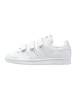 Stan Smith Lace Free Shoes   Sneakers Basse by Adidas Originals