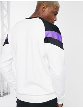 Puma Iconic Sweatshirt White by Puma