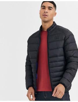 Jack &Amp; Jones Essentials Puffer Jacket With Stand Collar by Jack & Jones