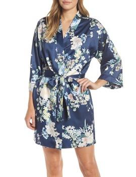 Petra Short Robe by Flora Nikrooz Sleepwear