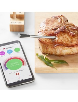 Meater+ Wireless Smart Therm by Williams   Sonoma