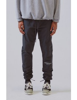 Fog   Fear Of God Essentials Nylon Track Pants by Pacsun