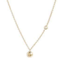 Power Birthstone Necklace by Gorjana