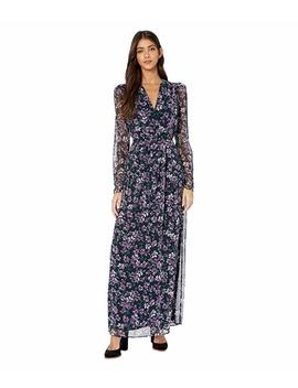 Celeste Long Sleeve Maxi Gown by Wayf