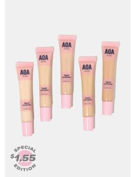 Paw Paw: Liquid Concealer Light Tones by Miss A