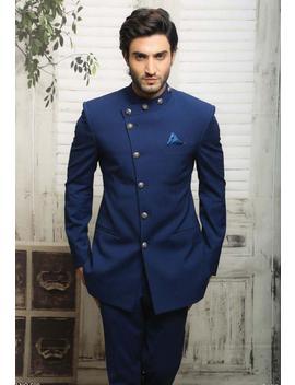 Unique Blue Jodhpuri Suit,Wedding Suits For Men,Mens Suits,Suits For Men,Wedding Dress For Men,Designer Suits For Men,Designer Groom Dress by Etsy