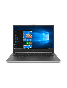 "Hp 14"" Laptop, Amd Ryzen 3 3200 U, 4 Gb Sdram, 128 Gb Ssd, Whisper Silver, 14 Dk0028wm by Hp"
