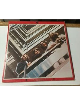 The Beatles – 1962 1966 (The Red Album) Double Lp Vinyl Excellent Condition by Does Not Apply