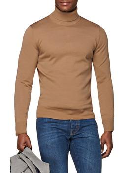 Fine Merino Wool Turtleneck Sweater by Suitsupply