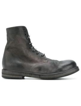 Combat Boots by Marsèll