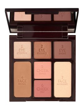 Instant Look In A Palette   Stoned Rose Beauty by Charlotte Tilbury