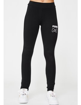 X Hello Kitty Fitted Leggings by Puma