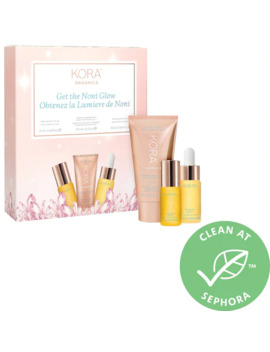 Get The Noni Glow Holiday Kit by Kora Organics