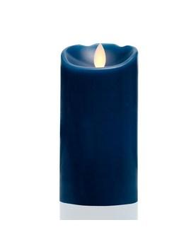 Scott Living Flameless 3'' X 6'' Led Wax Pillar Candle by Scott Living
