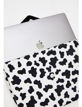 Moo Moo Clutch Laptop Bag by Wildflower