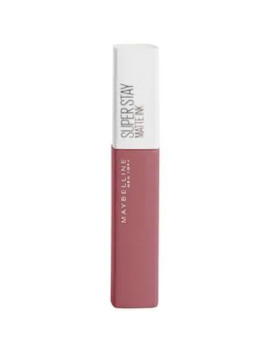 Maybelline Superstay Matte Ink Pink Collection Soloist 140 by Superdrug