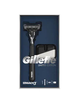 Gillette Mach 3 Limited Edition Gift Set by Superdrug