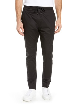 Zander Slim Fit Twill Pants by Hugo