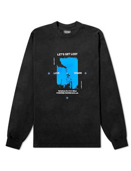 Ignored Prayers Long Sleeve Lets Get Lost Tee by Ignored Prayers