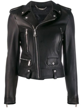 Statement Biker Jacket by Philipp Plein