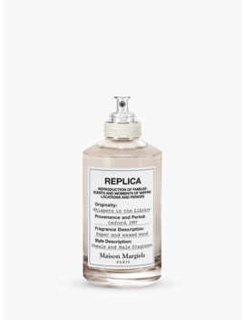 Maison Margiela Replica Whispers In The Library Eau De Toilette, 100ml by Maison Margiela