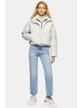 Ribcage Straight Ankle Jeans By By Levi's® by Topshop