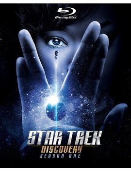 Season One [Blu Ray] by Star Trek: Discovery