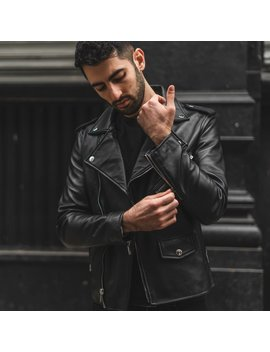 Motorcycle Jacket   by Thursday Boots