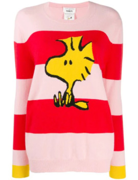 Striped Snoopy Jumper by Chinti & Parker