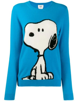 Snoopy Print Jumper by Chinti & Parker